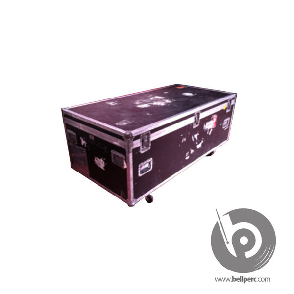 Bell Music Large Percussion Flight Case for Hire