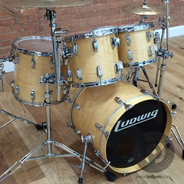 bellperc Ludwig Super Classic Drum Kit - bellperc.com