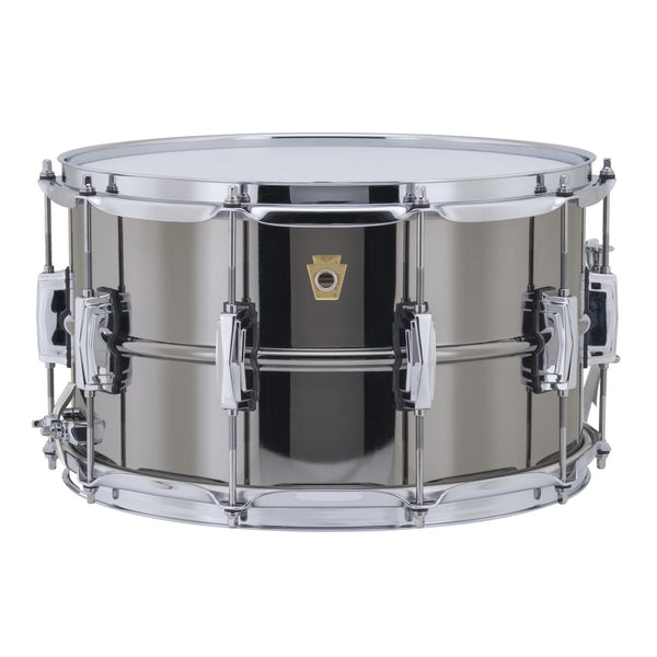 "Ludwig 14"" x 8"" Black beauty snare"