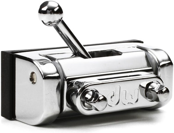 DW 3-Position Butt Plate (Chrome)