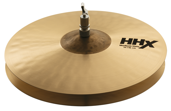 "Sabian HHX 14"" Medium Hats"