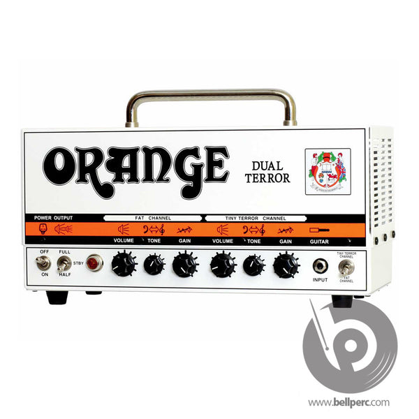 Bell Music Orange DT30H Dual Terror Guitar Amp for Hire