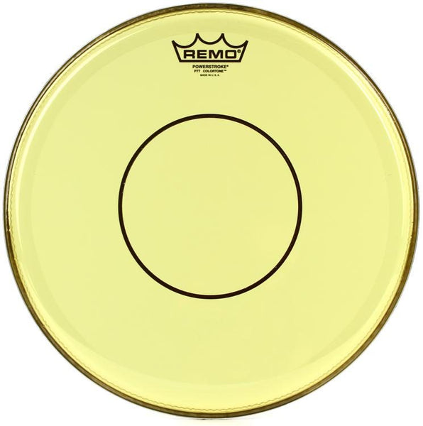 "Remo 13"" P77 Colortone - Yellow"