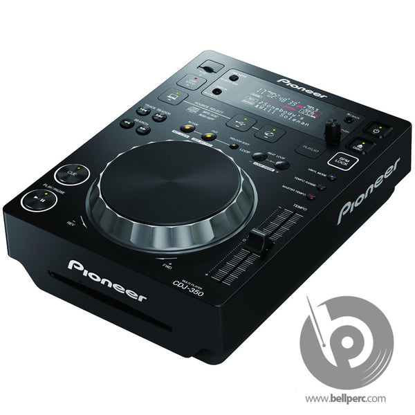 Bell Music Pioneer CDJ-350 DJ Deck for Hire