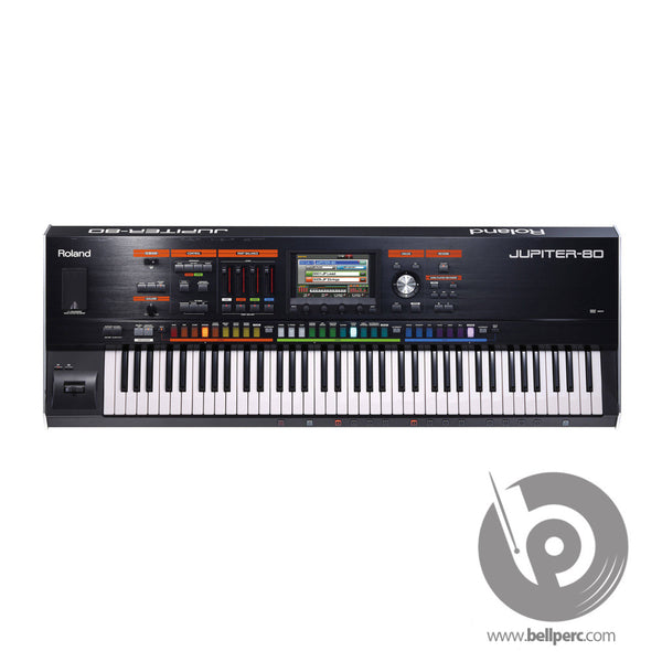 Bell Music Roland Jupiter 80 Synthesizer for Hire