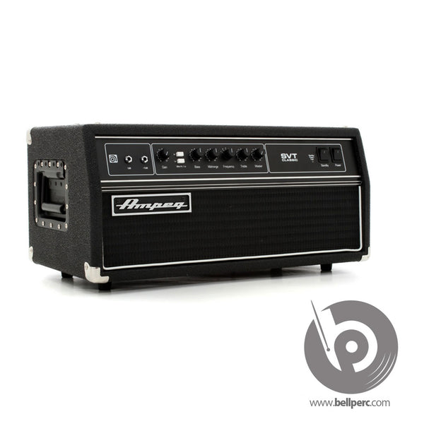 Bell Music Ampeg SVT-CL Classic 300W Bass Head for Hire