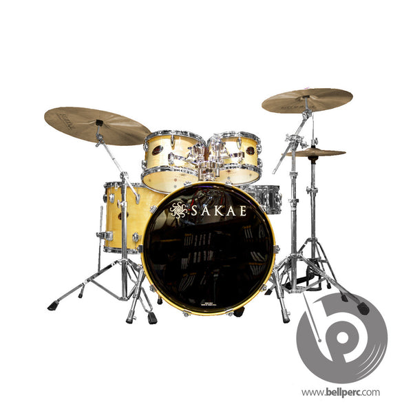 bellperc Sakae Almighty Drum Kit - bellperc.com