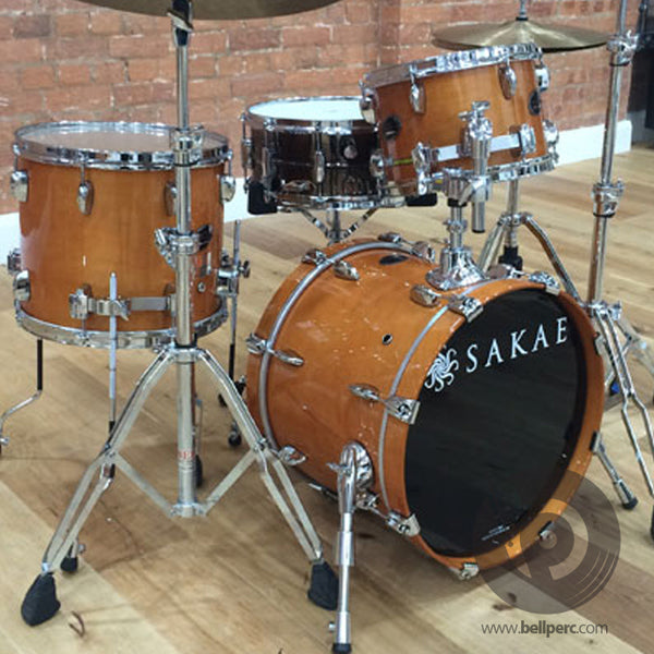 bellperc Sakae Almighty Jazz Drum Kit - bellperc.com