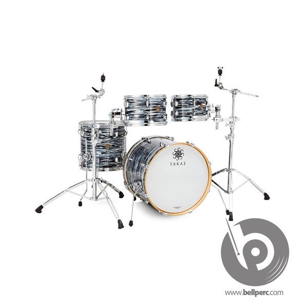 bellperc Sakae Trilogy Drum Kit - bellperc.com