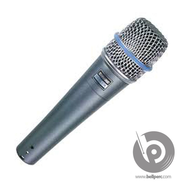Bell Music Shure Beta 57A Mic for Hire