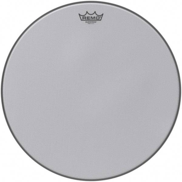"Remo 13"" Diplomat Hazy Snare Side"