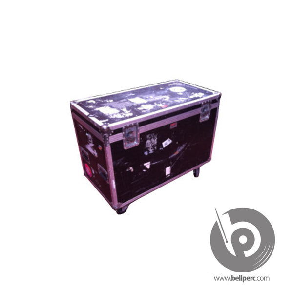 Bell Music Small Percussion Flightcase for Hire