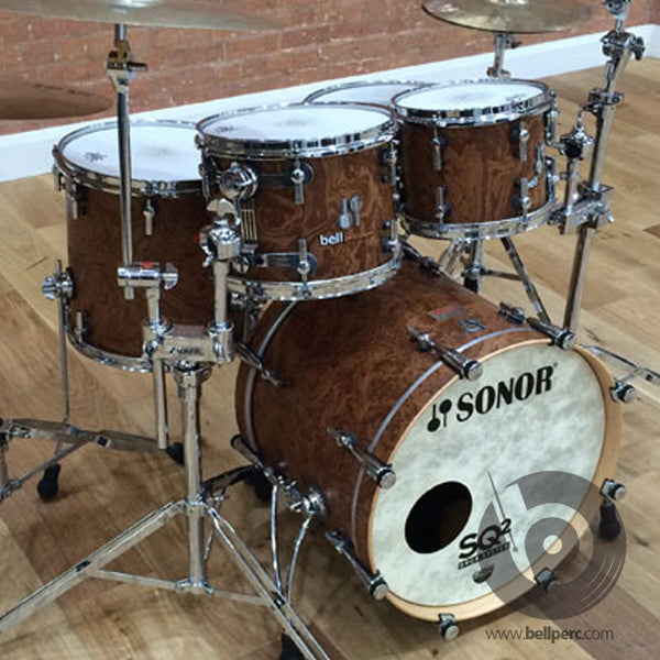 bellperc Sonor SQ2 Drum Kit - bellperc.com