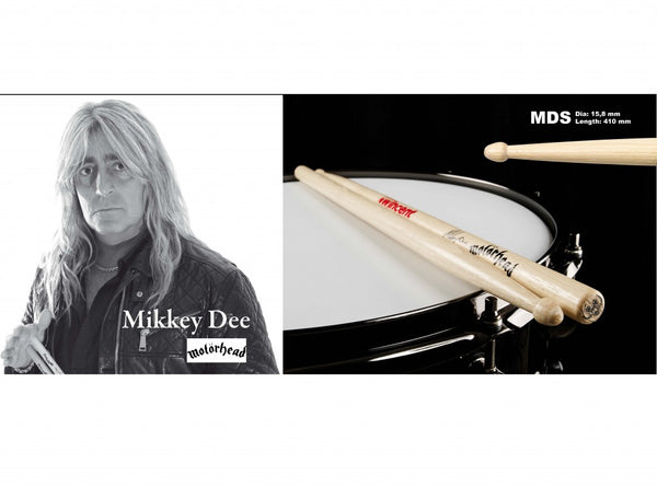 Wincent Mikkey Dee Signature