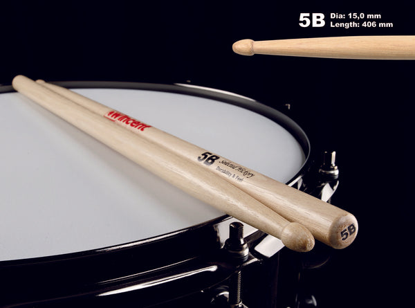 Wincent 5B Wood Tip Hickory