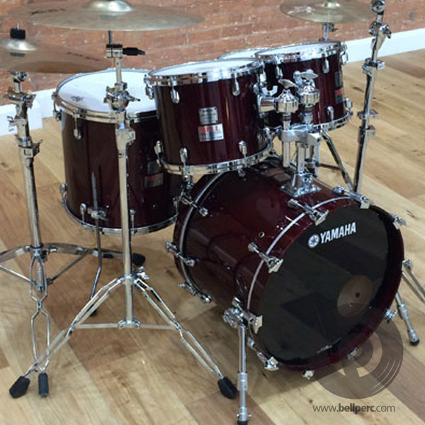 Bell Music Yamaha Maple Custom Absolute Drum Kit for Hire