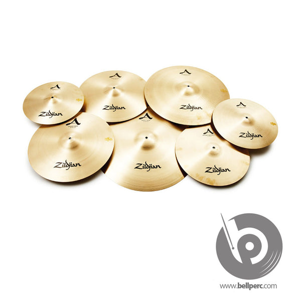 Bell Music Zildjian Cymbal Pack for Hire
