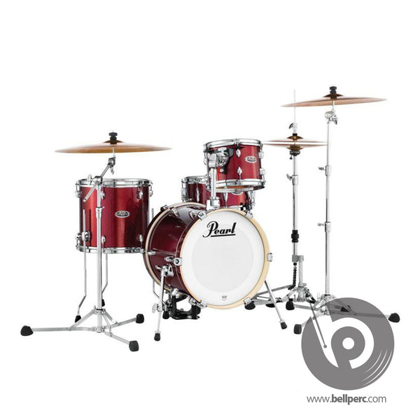 Pearl Midtown Shell Pack Cherry Glitter