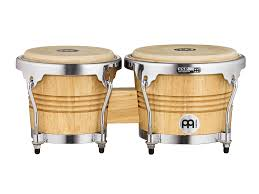 Meinl Wood Bongo - Chrome