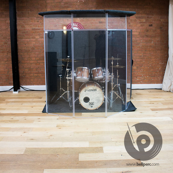 Drum Isolation Booth