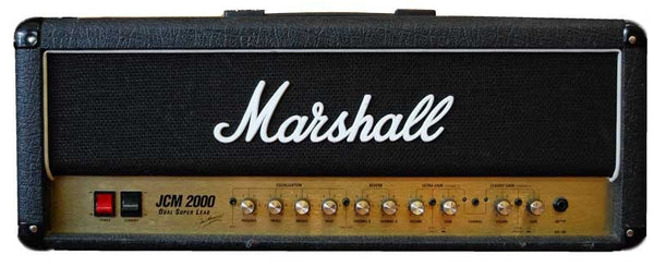 Bell Music Marshall JCM2000 DSL50 Guitar Amplifier Head for Hire