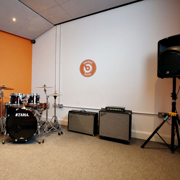 Bell Studios Orange Room - bellperc.com