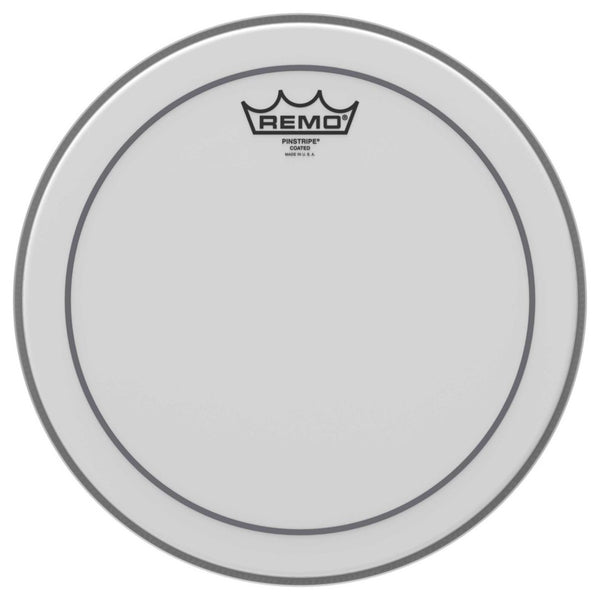 "Remo 13"" Pinstripe Coated Drum Head"