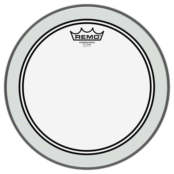 "Remo 13"" Powerstroke 3 Clear Drum Head"