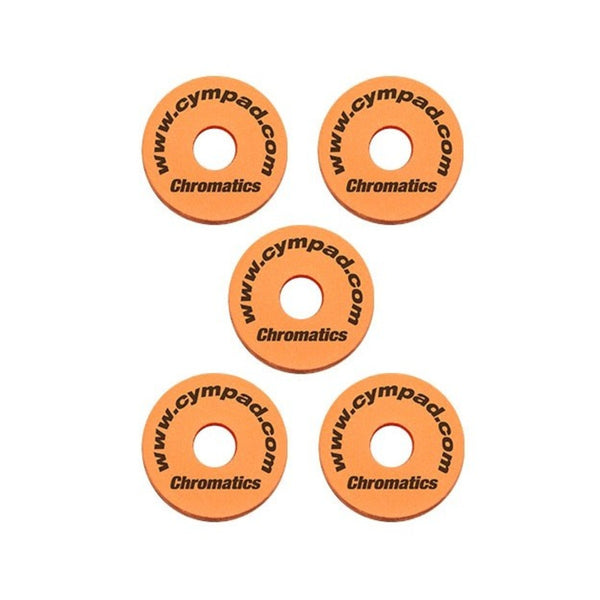 Cympad Chromatics 40/15mm (5pack) Orange