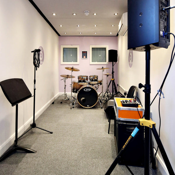 Bell Studios Purple Room - bellperc.com