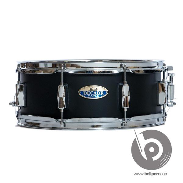 Pearl Decade 14x5.5 Snare - Satin Black
