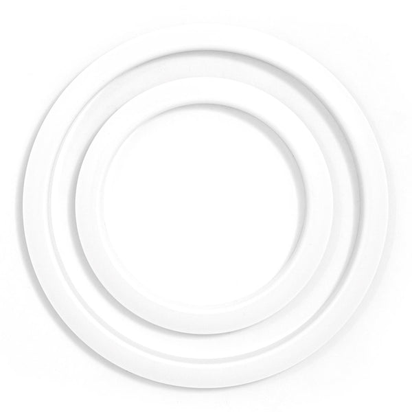 "Gibraltar 6"" Port Hole - White"