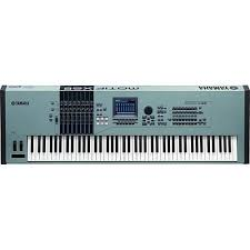 Bell Music Yamaha Motif XS8 Keyboard for Hire