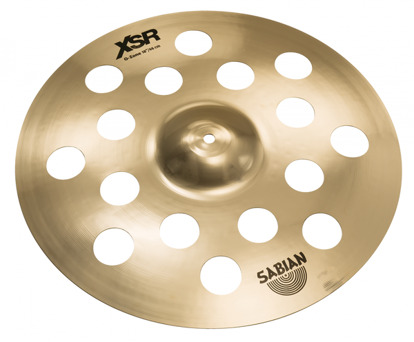 "Sabian XSR 18"" O-Zone Crash"