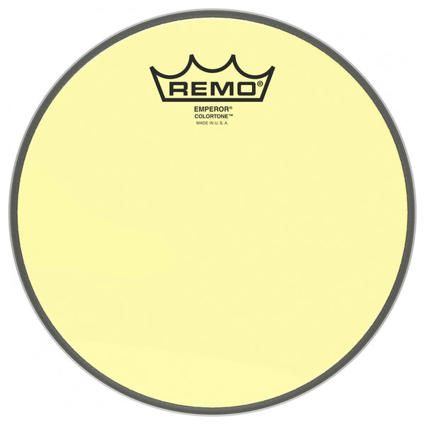 "Remo 16"" Emperor Colortone Yellow"