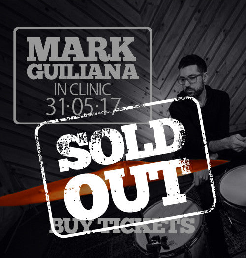 Mark Guiliana - Clinic Tickets