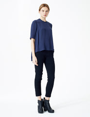 morgane le fay silk top