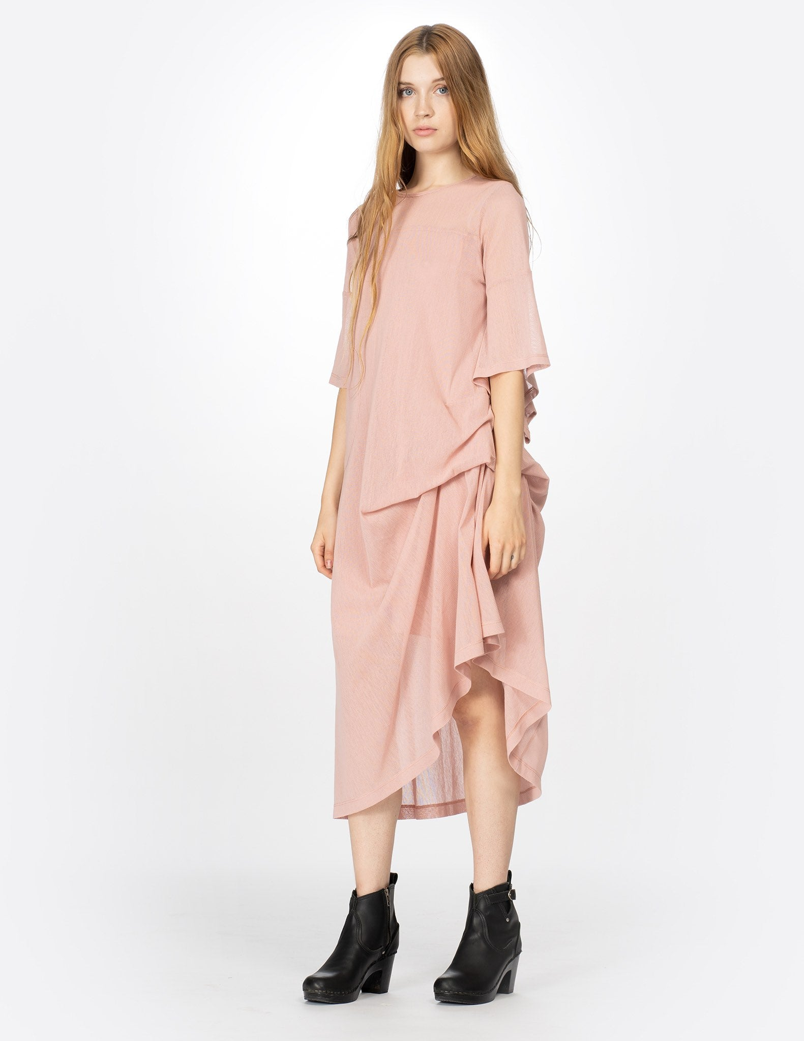 morgane le fay cotton tulle dress