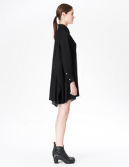 morgane le fay silk shirt
