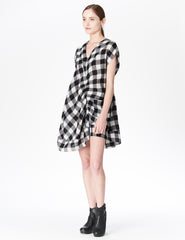 morgane le fay plaid tunic