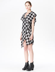 erso wrap dress