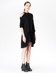 morgane le fay cotton t-shirt dress