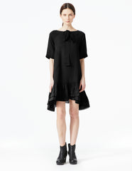 morgane le fay silk dress
