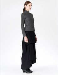 morgane le fay long skirt