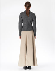 morgane le fay floor length skirt