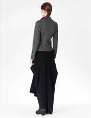 morgane le fay black skirt