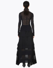 morgane le fay black top