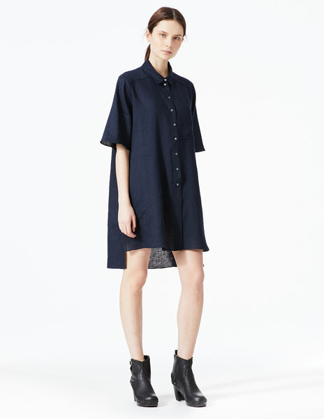 utopia shirt dress