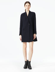 morgane le fay structured tuxedo jacket