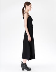morgane le fay long fitted skirt